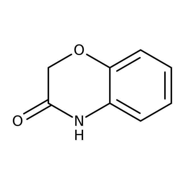 2H-1,4-Benzoxazin-3(4H)-one, 99%, ACROS Organics
