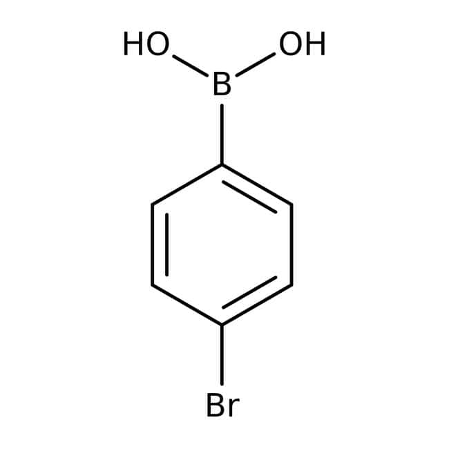 4-Bromophenylboronic acid, 98%, ACROS Organics™