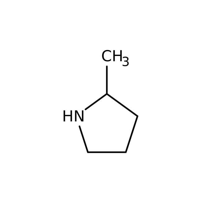 2-Methylpyrrolidine hydrochloride, 97%, Acros Organics
