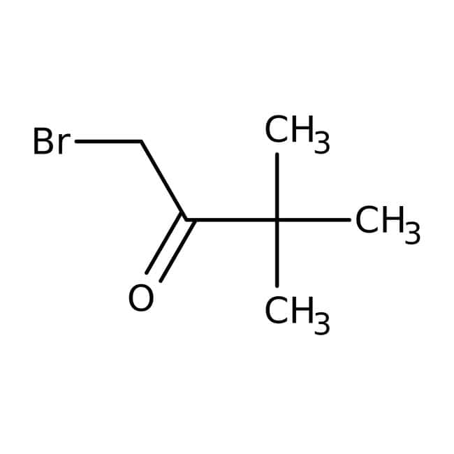 1-Bromo-3,3-dimethylbutan-2-one, Tech., Maybridge™ 25g 1-Bromo-3,3-dimethylbutan-2-one, Tech., Maybridge™