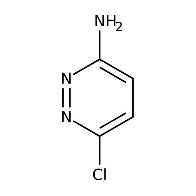 Alfa Aesar™3-Amino-6-chloropyridazine, 98% 5g Alfa Aesar™3-Amino-6-chloropyridazine, 98%