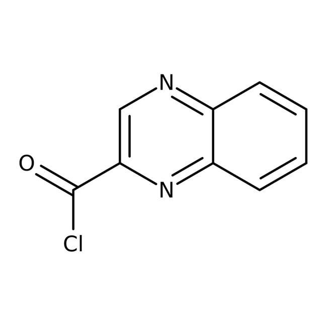 2-Quinoxaloyl chloride, 95%, ACROS Organics