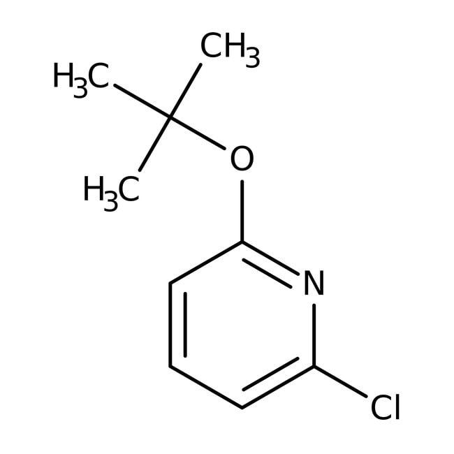 Alfa Aesar™2-tert-Butoxy-6-chloropyridin, 97% 1g Alfa Aesar™2-tert-Butoxy-6-chloropyridin, 97%