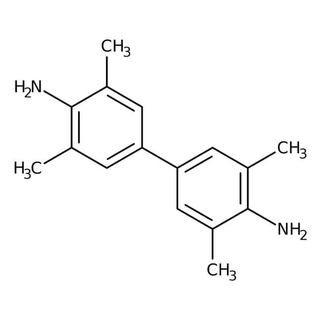 Alfa Aesar™ 3,3',5,5'-Tetramethylbenzidine soln., Ready-to-Use, standard sensitivity