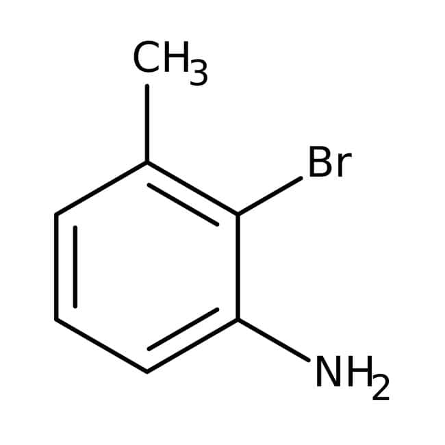 Alfa Aesar™ 2-Brom-3-Methylanilin, ≥ 97 % 1 g Alfa Aesar™ 2-Brom-3-Methylanilin, ≥ 97 %
