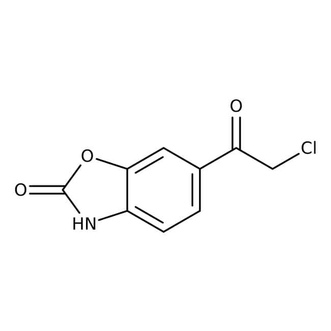 6-chloroacetyl-2-benzoxazolinone, 97%, ACROS Organics™