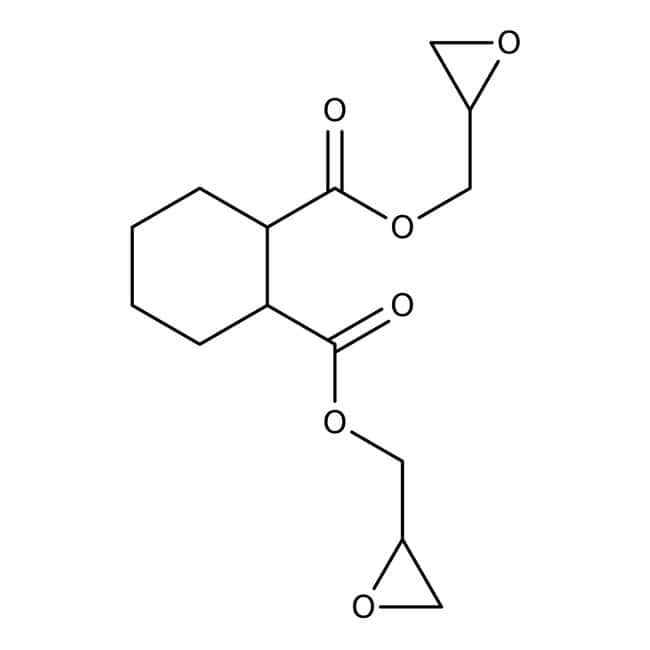 Diglycidyl 1,2-Cyclohexanedicarboxylate (so called), TCI America™