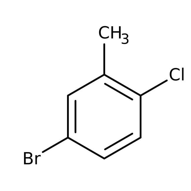 5-Bromo-2-chlorotoluene, 98%, ACROS Organics