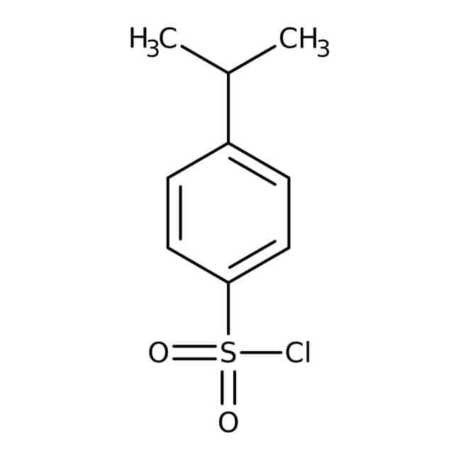Alfa Aesar  4-Isopropylbenzenesulfonyl chloride, 96%