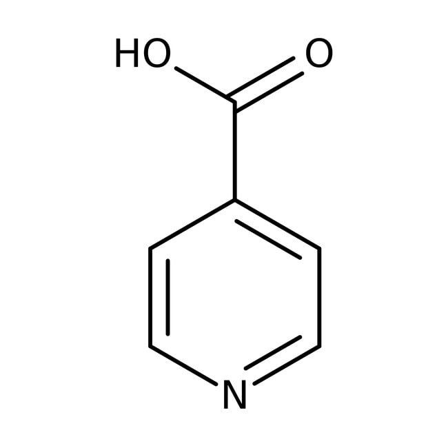 Isonicotinic acid, 99%, ACROS Organics™