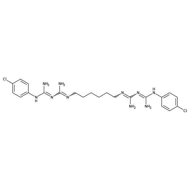 Chlorhexidine, 98%, ACROS Organics™ 5g prodotti trovati