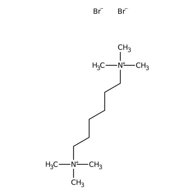 Hexamethonium bromide hydrate, +98%, ACROS Organics