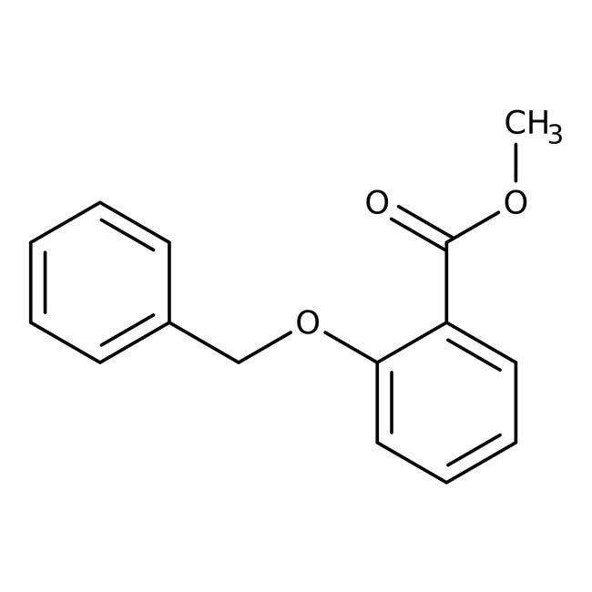 Alfa Aesar™2-Benciloxibenzoato de metilo, 98% 25g Alfa Aesar™2-Benciloxibenzoato de metilo, 98%