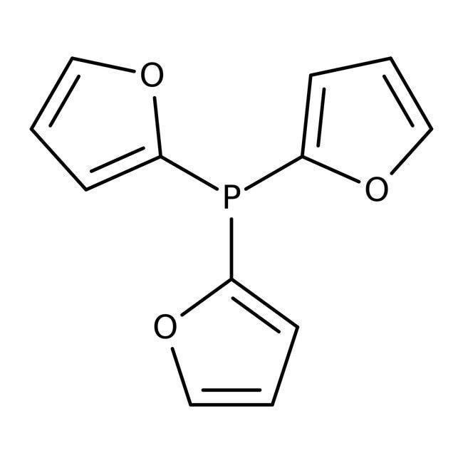 Tri-(2-furyl)phosphine, 98%, ACROS Organics™