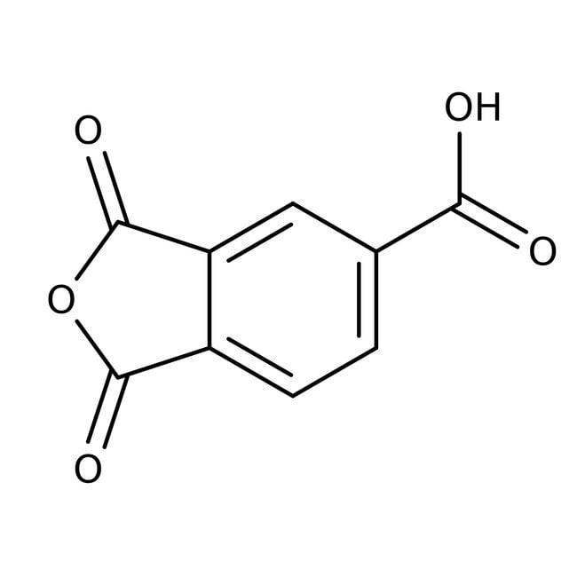 1,2,4-Benzenetricarboxylic anhydride, 97%, ACROS Organics™