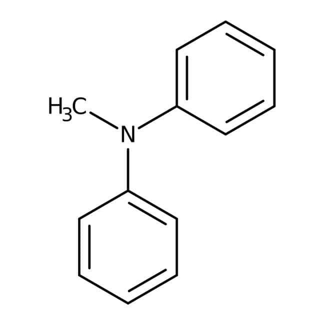 N-Methyldiphenylamine 98.0 %, TCI America