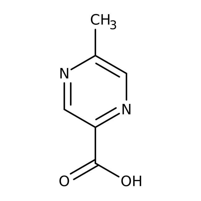 5-Methylpyrazine-2-carboxylic Acid 98.0 %, TCI America