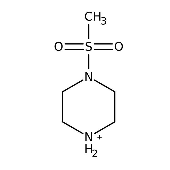 Alfa Aesar™1-(Methylsulfonyl)piperazine, 97% 5g Alfa Aesar™1-(Methylsulfonyl)piperazine, 97%