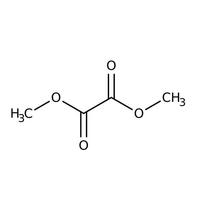 Dimethyl oxalate, 99%, ACROS Organics™ 500g; Plastic bottle Dimethyl oxalate, 99%, ACROS Organics™