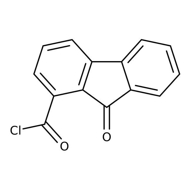 Alfa Aesar™9-Fluorenon-1-Carbonylchlorid, 95% 10g Alfa Aesar™9-Fluorenon-1-Carbonylchlorid, 95%
