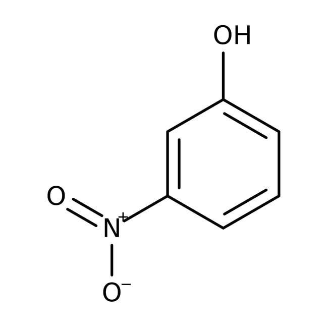 m-Nitrophenol, 99.9%, For GC analysis, MP Biomedicals™