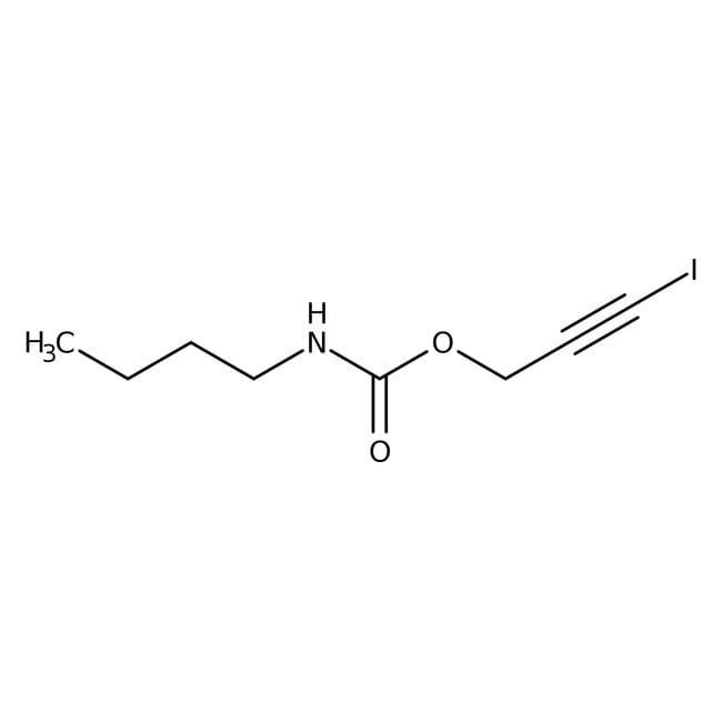 3-Iodo-2-propynyl N-Butylcarbamate 97.0+%, TCI America™