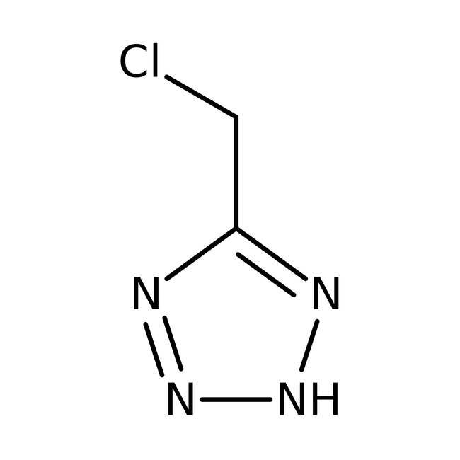 Alfa Aesar™5-Chloromethyl-1H-tetrazole, 95% 1g Alfa Aesar™5-Chloromethyl-1H-tetrazole, 95%