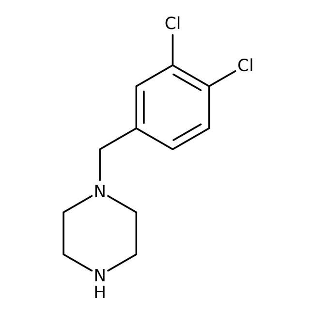 Alfa Aesar™1-(3,4-Dichlorobenzyl)piperazine, 97%