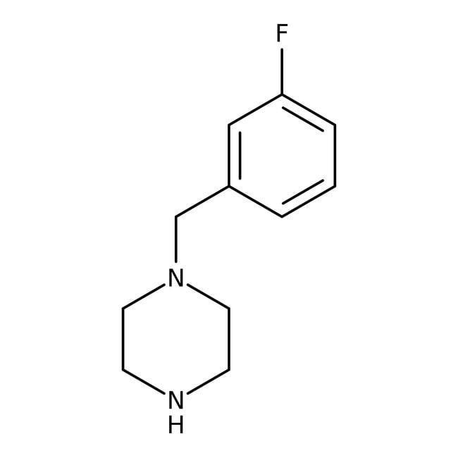 Alfa Aesar™1-(3-Fluorobenzyl)piperazine, 97% 5g Alfa Aesar™1-(3-Fluorobenzyl)piperazine, 97%