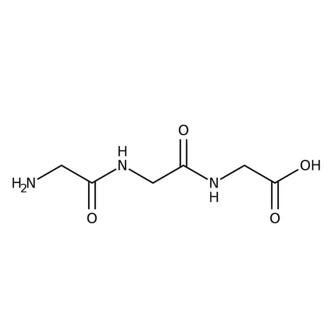 Alfa Aesar™Glycylglycylglycin, 99%: Biochemikalien Chemicals