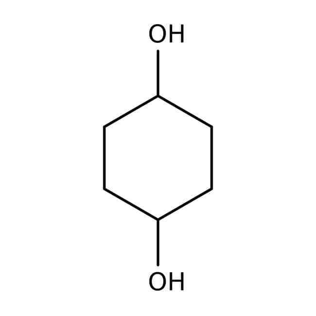 1,4-Cyclohexanediol, 99%, mixture of cis and trans, ACROS Organics™