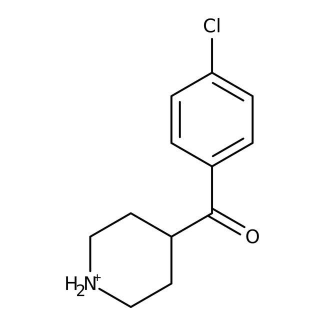 (4-Chlorophenyl)(4-piperidyl)methanone hydrochloride, 95%, Maybridge™