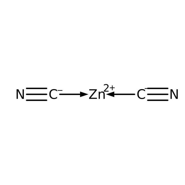 Zinc cyanide, 98%, pure, ACROS Organics