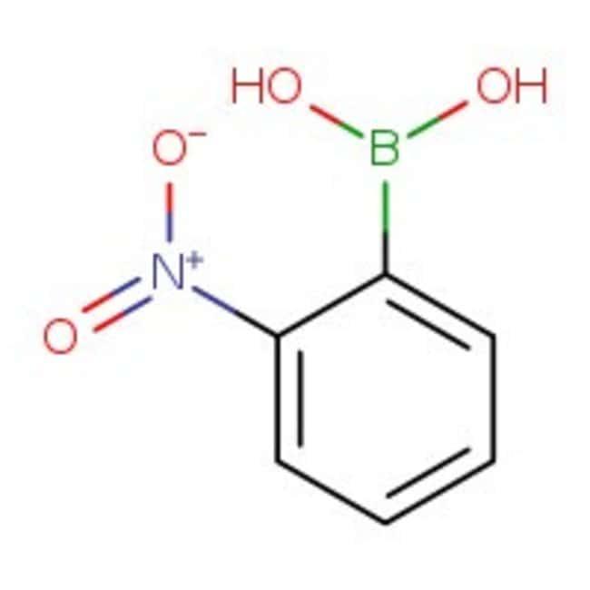 2Nitrophenylboronsäure, 97%, ACROS Organics™: Boronic acid derivatives Organic acids and derivatives