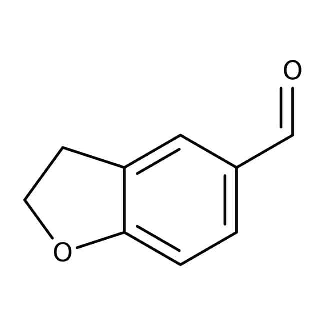 2,3-Dihydrobenzo[b]furan-5-carbaldehyde, 95%, Maybridge