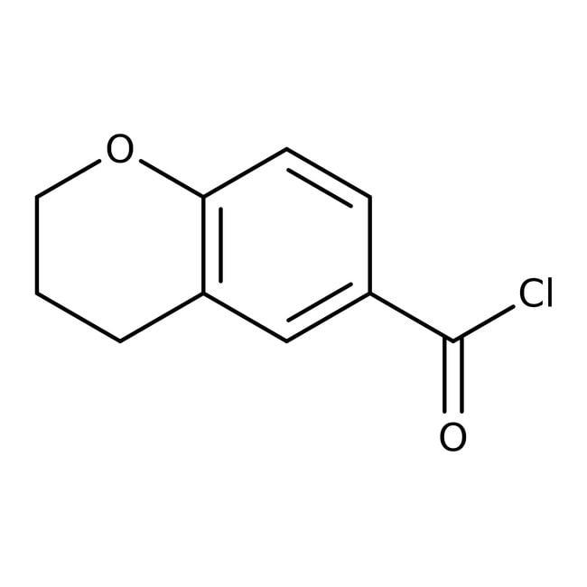 Chroman-6-carbonyl chloride, 95%, Maybridge™