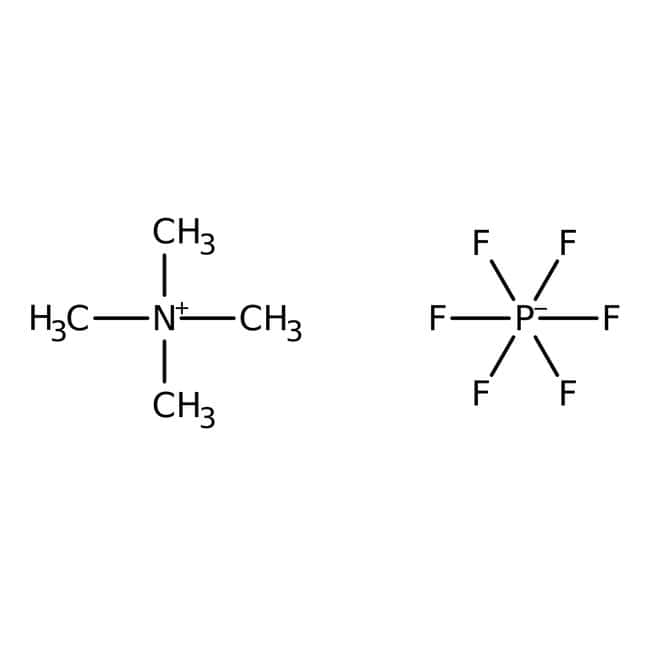 Alfa Aesar  Tetramethylammonium hexafluorophosphate, 99+%