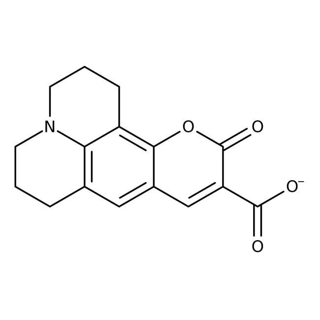 Cumarin343, Laserqualität, ACROS Organics™ 500mg; Glasflasche Cumarin343, Laserqualität, ACROS Organics™