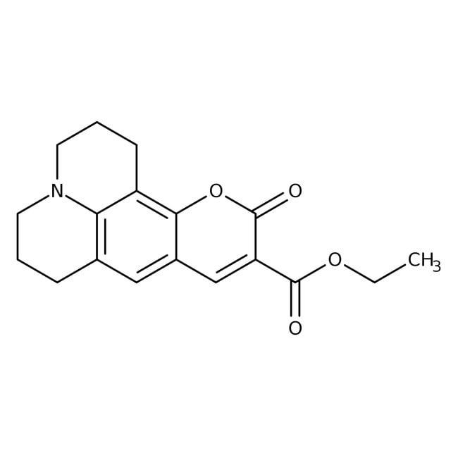Coumarin 314, 99%, pure, laser grade, ACROS Organics™ 500mg Coumarin 314, 99%, pure, laser grade, ACROS Organics™