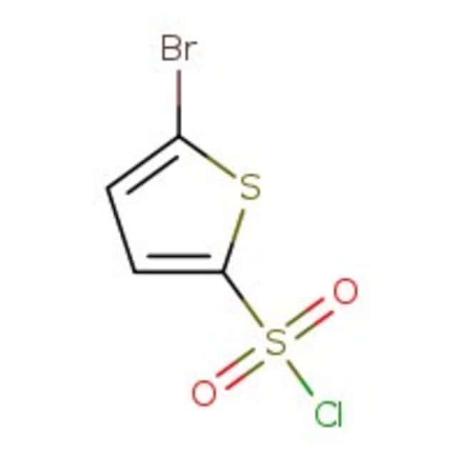 5-Bromothiophenesulfonyl chloride, 96%, ACROS Organics
