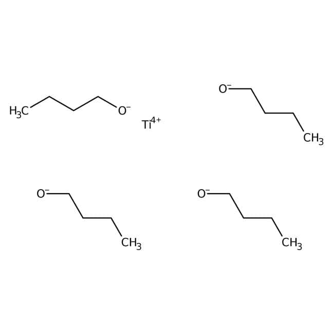 Alfa Aesar™Titanium(IV) n-butoxide, 99+% 500g Alfa Aesar™Titanium(IV) n-butoxide, 99+%