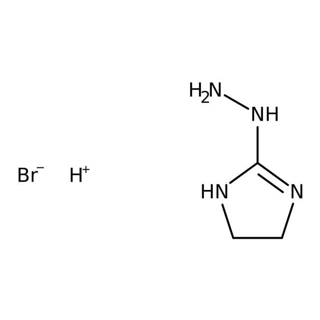 2-Hydrazino-2-imidazoline Hydrobromide 98.0+%, TCI America™