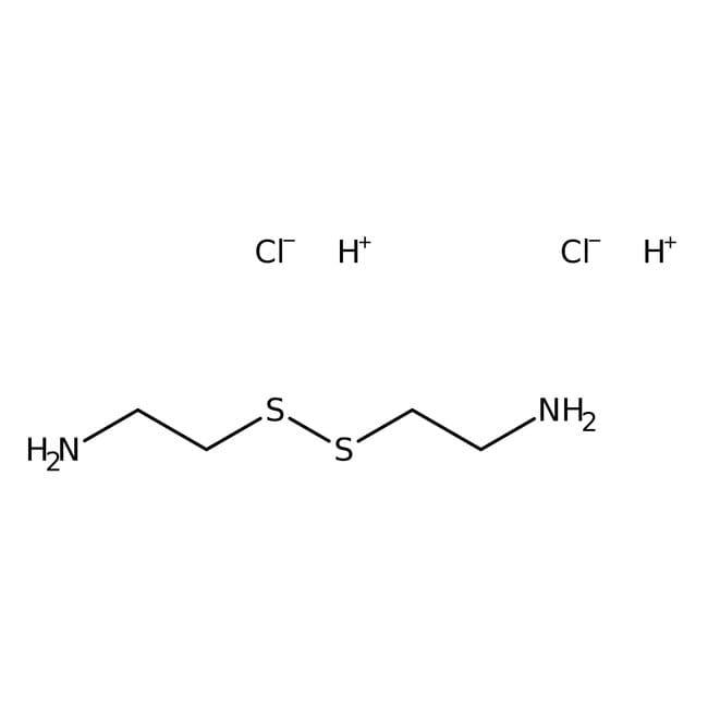 Cystamine Dihydrochloride, 97%, ACROS Organics™