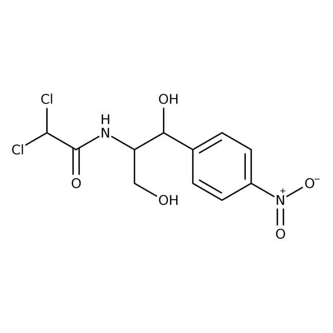 Chloramphenicol, 98%, ACROS Organics™