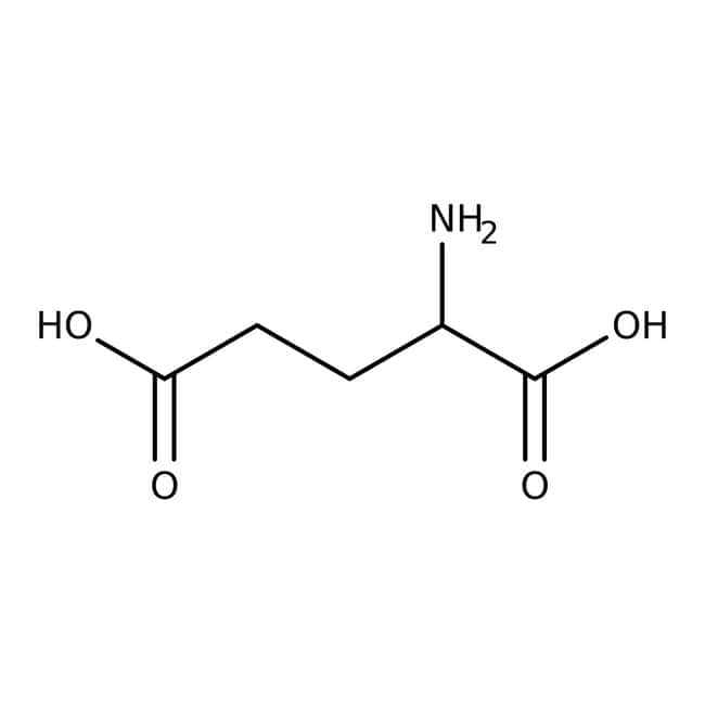 L(+)-Glutamic acid, 99%, ACROS Organics™: Biochemicals Chemicals