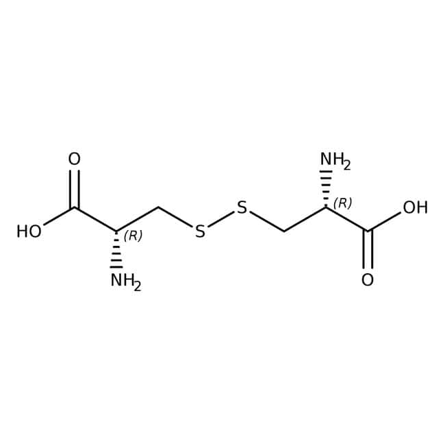 L-Cystine, 99%, Alfa Aesar™: Biochemicals Chemicals