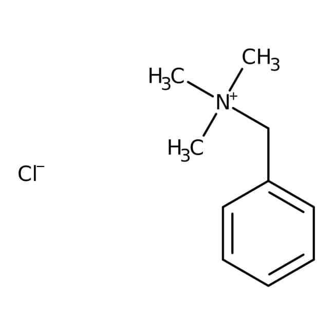 Benzyltrimethylammonium chloride, 98+%, ACROS Organics™