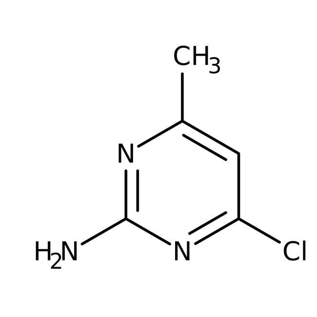 2-Amino-4-chloro-6-methylpyrimidine, 98%, ACROS Organics™