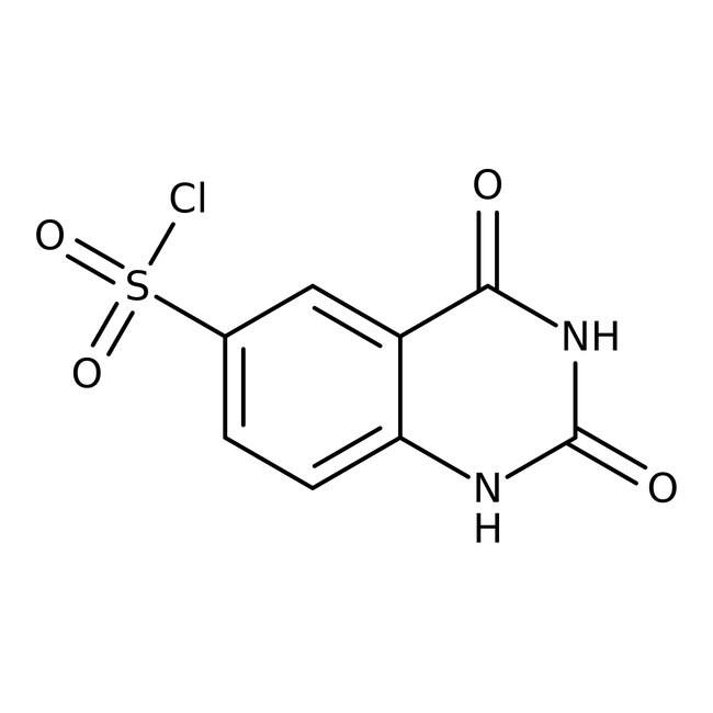Alfa Aesar™2,4-Dioxo-1,2,3,4-tetrahydroquinazoline-6-sulfonyl chloride, 97%