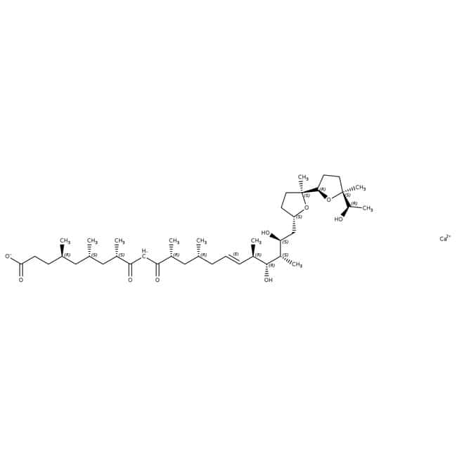 Ionomycin, calcium salt, 100%, >98%, For HPLC analysis, MP Biomedicals™